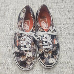 Vans ASPCA Authentic Canvas Sneakers8